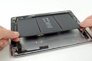 Как подобрать аккумулятор на IPAD?